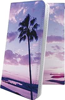 MADOSMA Q501WH / Q501A-WH / Q501AO-WH ケース 手帳型 空 そら 雲 くも 星 星柄 星空 宇宙 夜空 星型 マドスマ 手帳型ケース ハワイアン ハワイ 夏 海 Q501 Q501A Q501AO 風景