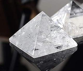 "Energized Gemstones Pyramids 1.75""-2"" Inch - Healing Gemstone Crystals - Lapis Crystal Quartz Green Jade Fluroite Iolite P..."