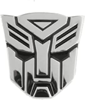 Williams and Clark Silver Transformers Autobots Lapel Pin Tie Tack Show Off Your Hero