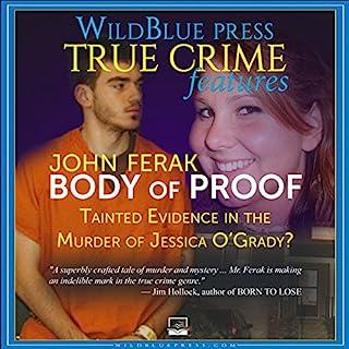 Body of Proof audiobook cover art