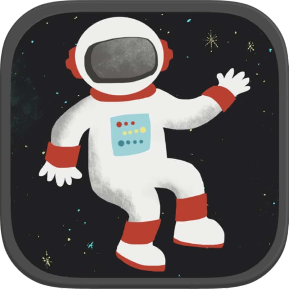 картинка пазл космонавт уоллеса