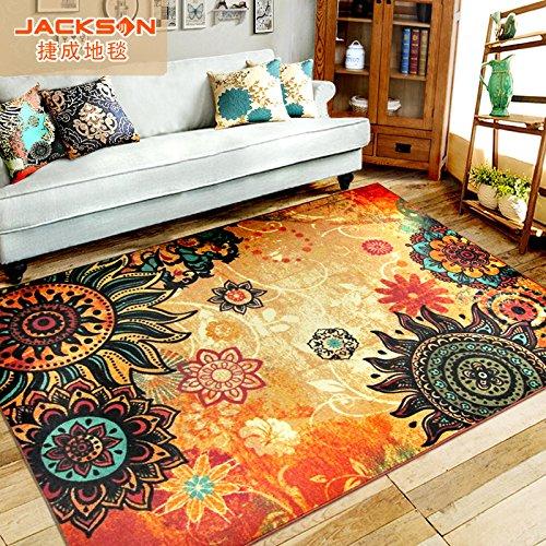 Tappeto tappeto stile Tavolino soggiorno tappeto camera da letto