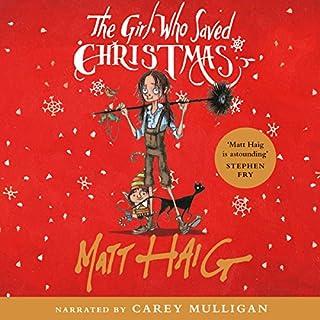 The Girl Who Saved Christmas cover art
