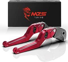 MZS Red Short Levers Wheel Roller Brake Clutch Adjustment for CBR600RR PC37 CBR954RR SC50 CBR 600RR 954RR