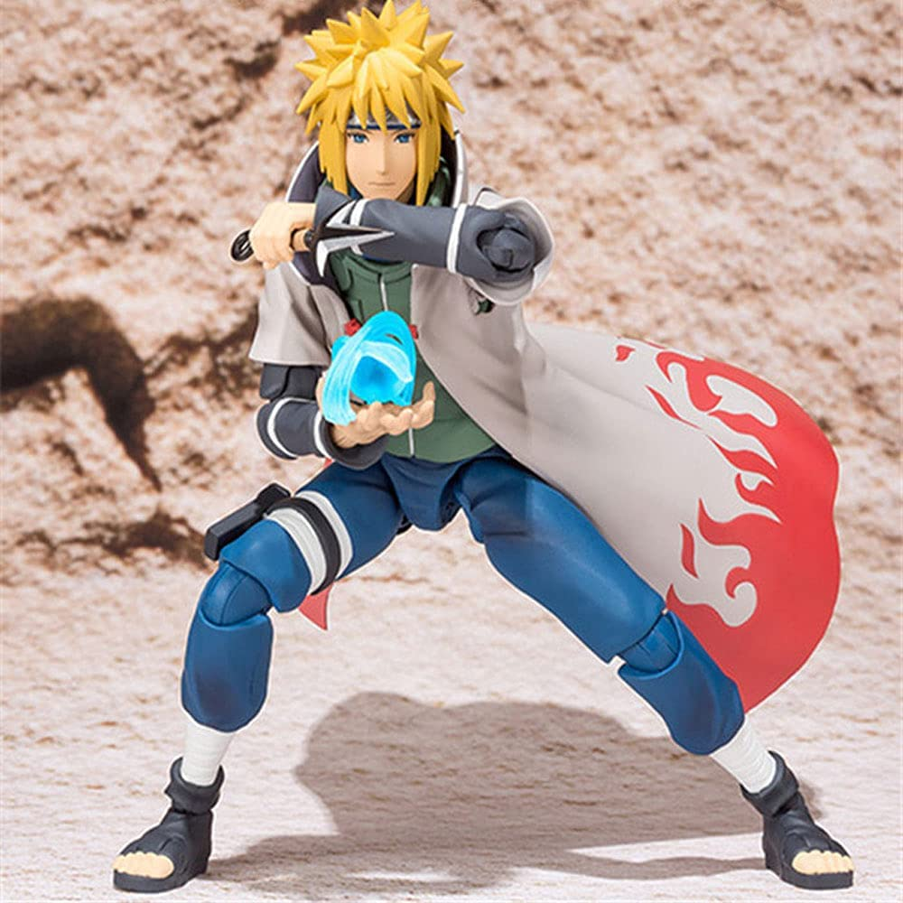 BOBLI Phoenix Mall Naruto Namikaze Ranking TOP1 Minato Movable Anime M Character Joints GK