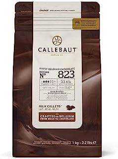 CALLEBAUT Milk Chocolate Callets, 2.2 Pound