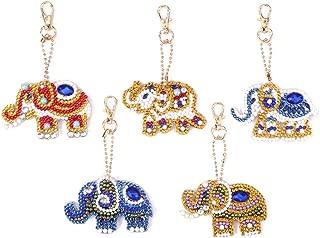 diy elephant ornaments