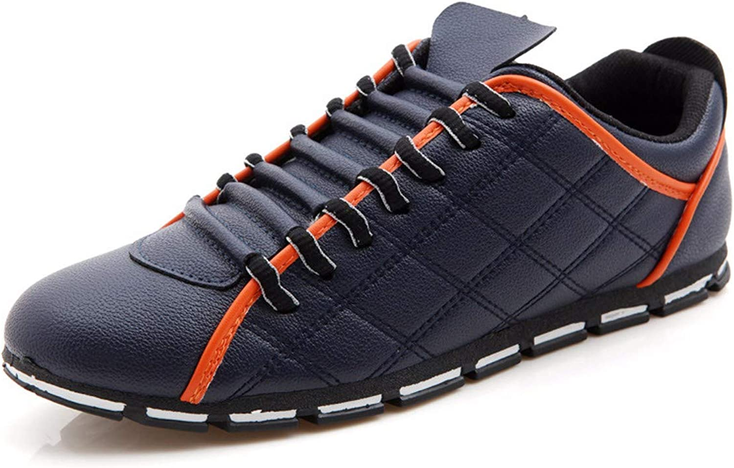 KMJBS-Autumn Sports shoes British Board shoes Men'S Casual shoes Student Fashion bluee Forty-Four