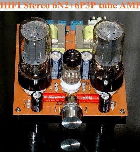 1pc NOS Beijing 6N2 Vakuum-Audio-Röhren Valve Audio tubes re 12AX7
