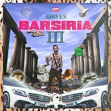 Sho Es Barsiria III