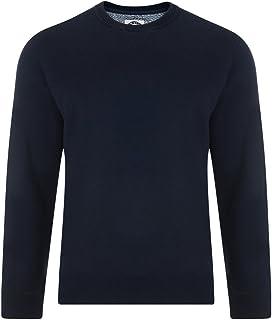 Kam Jeanswear Men's Crew Neck Sweatshirt
