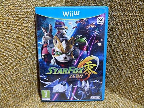 Star Fox Zero Wiiu - Nintendo Wii U