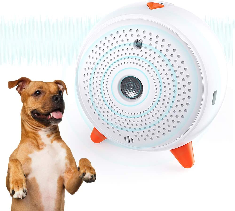 Anti Barking Device Quality inspection for Dogs Rechargeable D Stop Ultrasonic Cash special price HDL