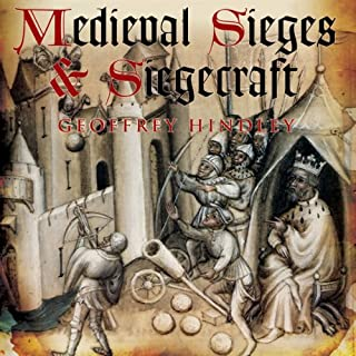Medieval Siege and Siegecraft audiobook cover art