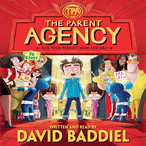 The Parent Agency cover art