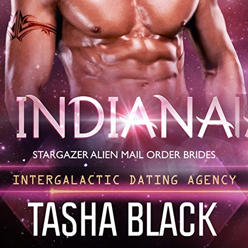 Indiana audiobook cover art