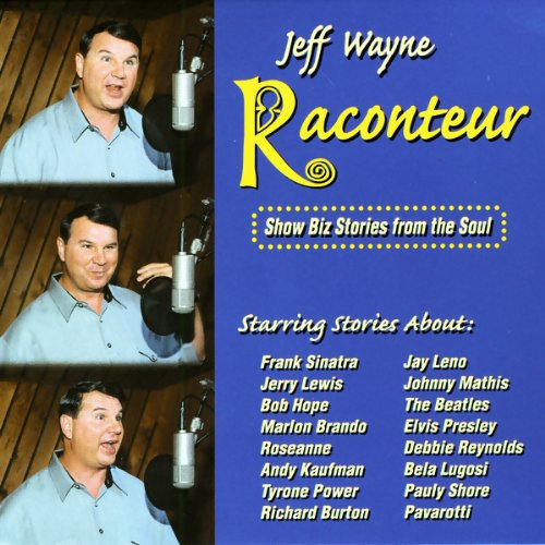 Raconteur audiobook cover art