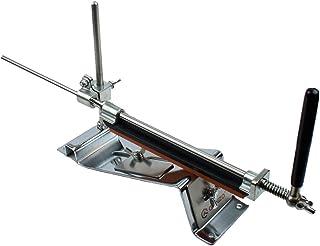 Ganzo Afilador de Cuchillos Touch Pro Steel Profesional, con 4Piedras de afilar