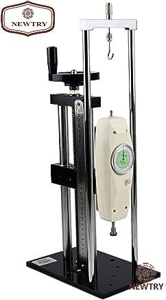 Newtry ALX-B - Soporte de prueba en espiral para medidor de fuerza digital y