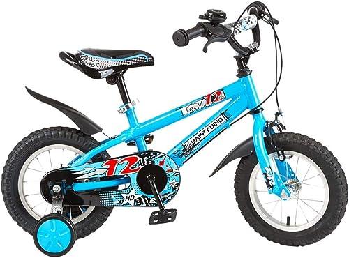 nueva gama alta exclusiva ETZXC Bicicleta Exterior para Niños Bicicleta de jardín Bicicleta Bicicleta Bicicleta de Viaje para Niños Niños practicando Bicicleta Adecuado para Niños y niñas 12 14 16 Pulgadas  ahorra hasta un 50%