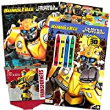 Transformers Rescue Bots Coloring and Activity Super Set -- 2 Activity Books and Play Pack Filled with Stickers and Door Hanger (Party Supplies)