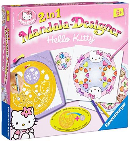 Ravensburger 29992 - Hello Kitty - Mandala-Designer®  2 in 1