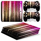OKFCUS vinyl skin Sticker for PS4 Pro console controller skin decal 13#