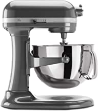 Kitchenaid Professional 600 Stand Mixer 6 quart, Pearl Metallic (Renewed)