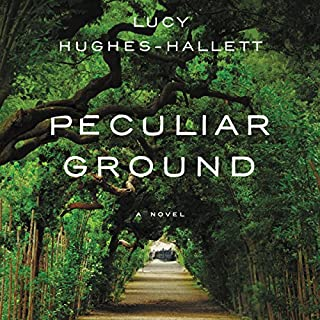 Peculiar Ground audiobook cover art