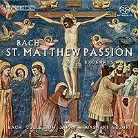 St. Matthew Passion Bwv 244 ( by J.S. BACH (2005-04-26)