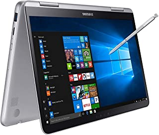 """Samsung Notebook 9 Pen 13.3"""" 2-in-1 2TB SSD Extreme (Fast 8th gen Intel Core i7 Processor with Turbo Boost to 4.00GHz, 8 GB RAM, 2 TB SSD, 13.3"""" Touchscreen, Win 10) PC Laptop Computer NP930QAA"""