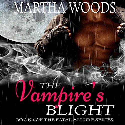 The Vampire's Blight audiobook cover art
