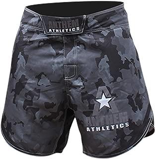 Defiance Kickboxing Short MMA Shorts - Muay Thai, BJJ, WOD, Cross-Training, OCR