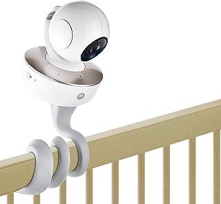 iTODOS Baby Monitor Mount for Motorola Baby Monitor, Arlo Baby Monitor and Most Universal Monitors Camera, Versatile Twist...