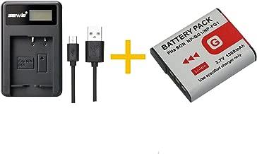 Cargador batería para Sony NP-BG1 NPBG1 NP-FG1 NPFG1