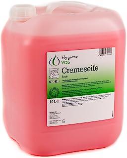 comprar comparacion Hygiene VOS Jabón Líquido de Manos pH Neutro de Uso Diario. Fórmula Extra Suave y Biodegradable. Envase Económico de 10L, ...