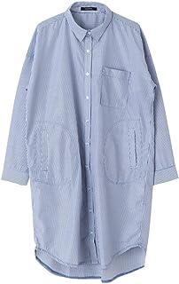 AquaGarage(アクアガレージ) 羽織りロングシャツ