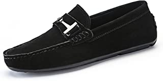 [Z.L.F] ドライビング シューズ ローファー ビジネスシューズ 男性用 耐摩耗 通気快適 カジュアル 紳士靴