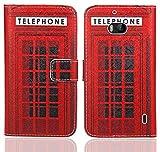 FoneExpert® Nokia Lumia 930 Handy Tasche, Wallet Hülle Flip Cover Hüllen Etui Ledertasche Lederhülle Premium Schutzhülle für Nokia Lumia 930 (Pattern 12)
