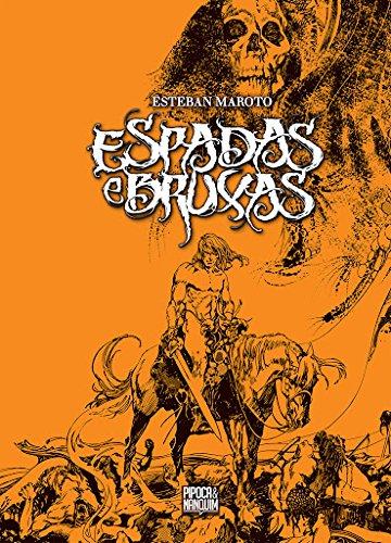 Espadas e Bruxas - Volume Único Exclusivo Amazon