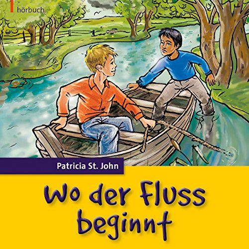 Wo der Fluss beginnt audiobook cover art