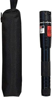 CNluca for NF-904 Tipo de Pluma de 1 MW Fuente de luz roja Localizador Visual de fallas Probador de Cables de Fibra óptica portátil Comprobador de Rotura de la Fibra