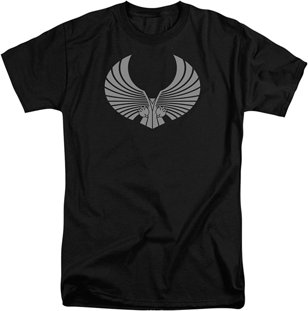 Star Trek Romulan Logo Adult Tall Fit T-Shirt