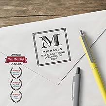 product image for World'S Favorite Custom Address Stamp –Three Designing Women - Michaels Custom Address Stamp (CS3602)