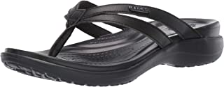 Crocs Women's Capri Basic Strappy Flip Flop