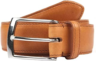 Dents Men's Heritage Classic Leather Belt