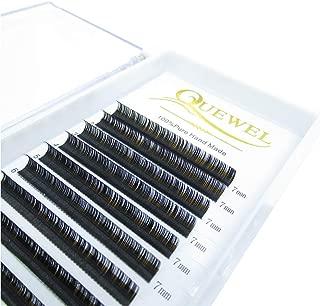 Eyelash Extension Supplies 0.15 C Curl Length 7mm Best Soft |Optinal Thickness 0.03/0.05/0.07/0.10/0.15/0.20 C/D Curl Single 6-18mm Mix 8-14mm|