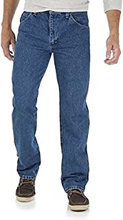 Wrangler Relaxed Fit Five Star Premium Denim Jeans