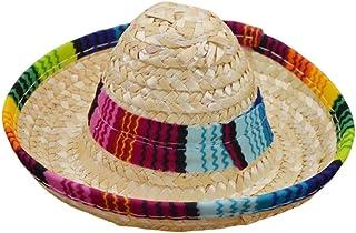 Sombrero Chapeau Mexicain Bandit Espagnol Fiesta Childs Costume Robe Fantaisie Garçons