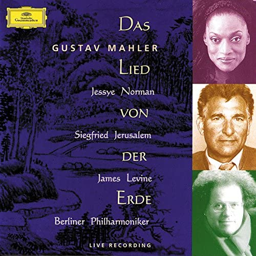 Jessye Norman, Siegfried Jerusalem, Berliner Philharmoniker & James Levine